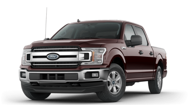 New 2020 Ford F-150 XLT Truck for sale at Metro Ford Sales and Service in Chicago